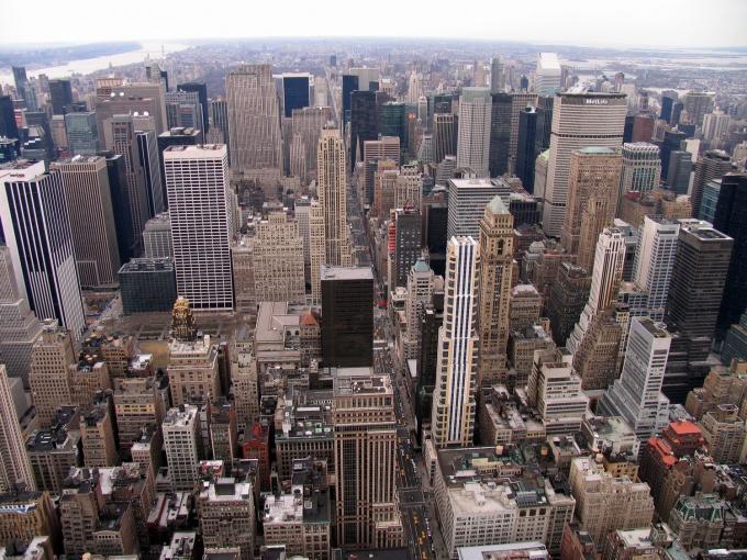 Как уехать в Нью-Йорк