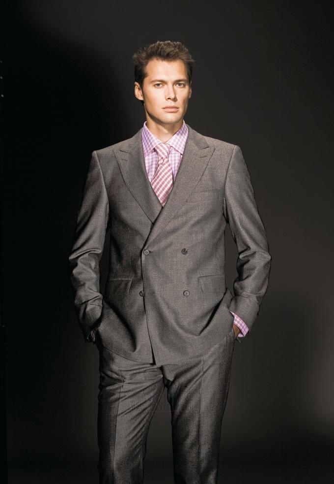 Как подобрать мужскую одежду