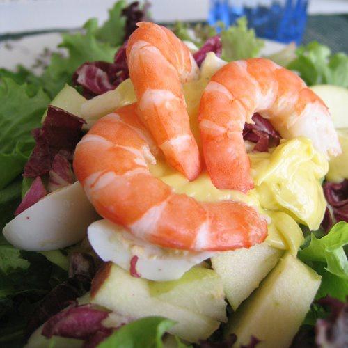 Как готовить морской салат
