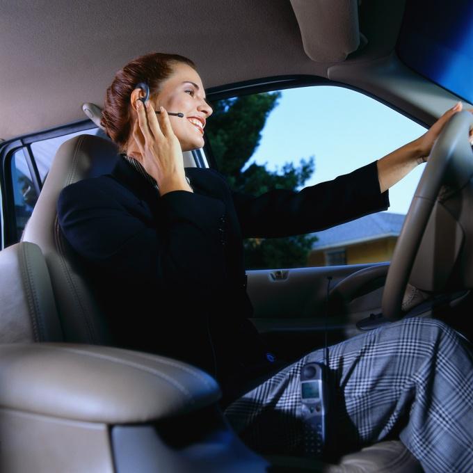 Как сесть в первый раз за руль
