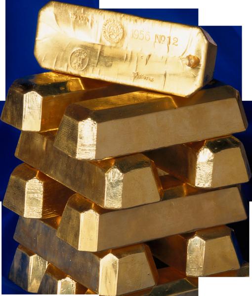 Как отличить медь от золота