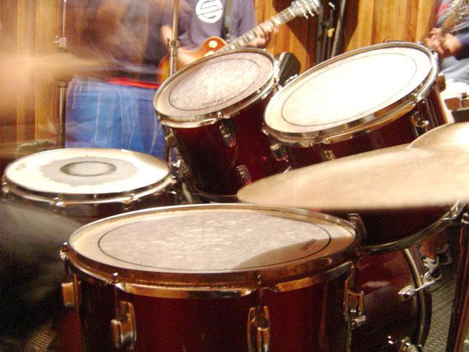 Как прописать барабаны