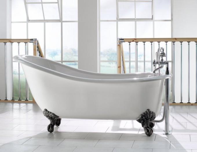 Как дозволено разбить ванную из чугуна