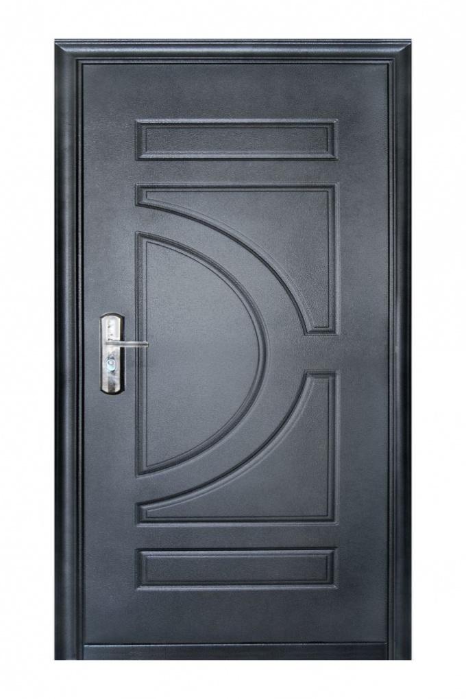 Как отрегулировать металлическую дверь