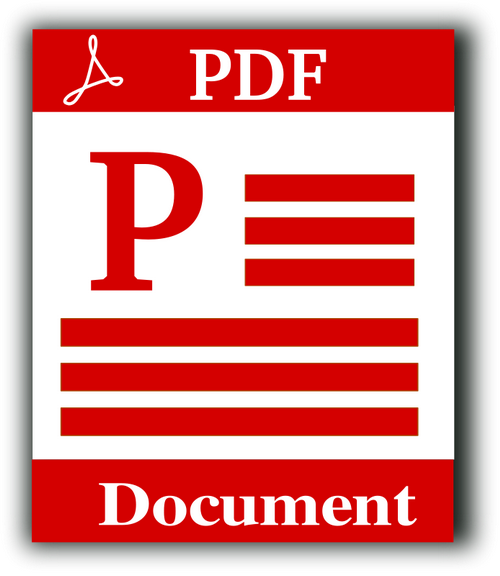 How to save text in pdf format