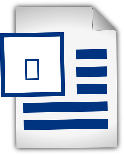 How to remove blank page in word