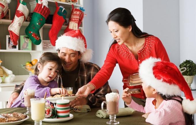Как встретить Рождество с детьми