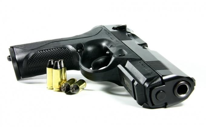 Совет 1: Как оформить разрешение на травматическое оружие