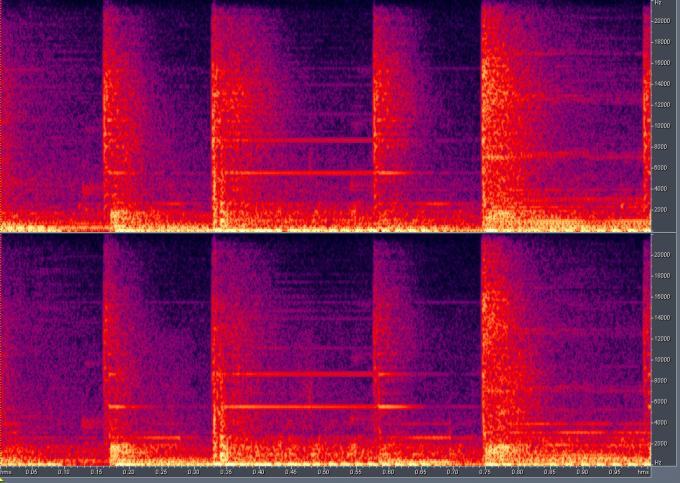 Как очистить звук от шума