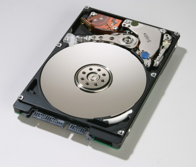 Как соединить диск с с диском D