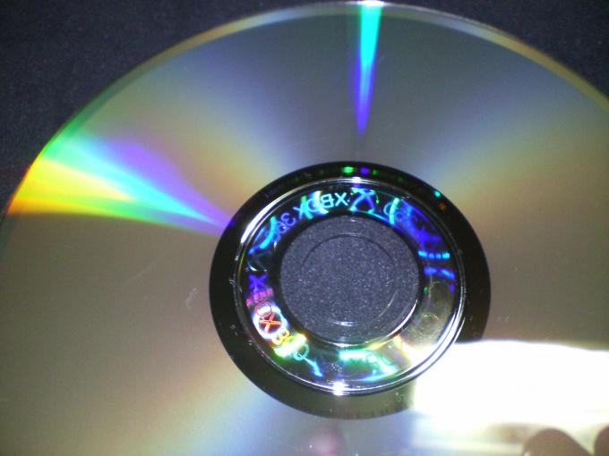 Как воспроизвести образ диска
