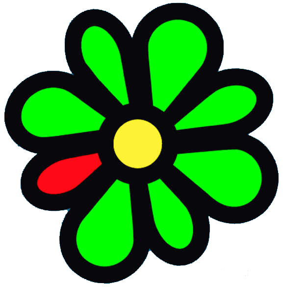 How to find the history of icq