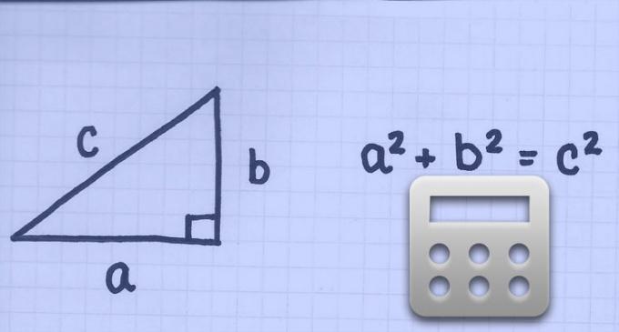Как обнаружить сторону квадрата, если знаменита его диагональ