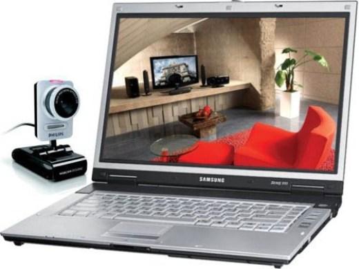 Как снимать веб-камерой в ноутбуке