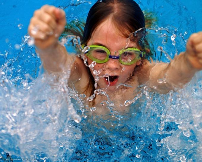 Как заполнить справку в бассейн