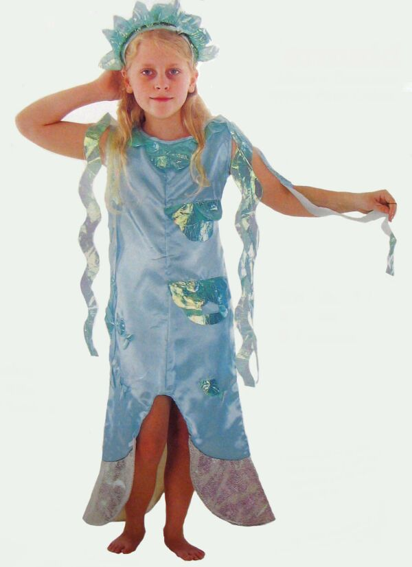 How to make your own mermaid costume
