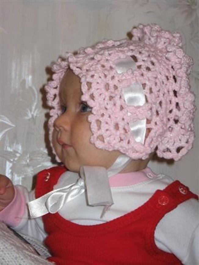 Как связать шапку для малыша