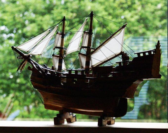 Как собрать корабль