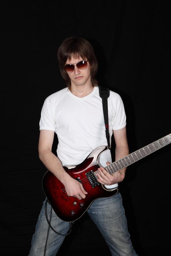 Как играть на ритм-гитаре