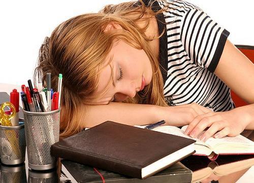 Как снять сонливость