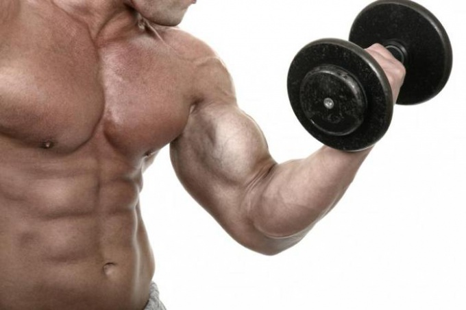 How to build a press and biceps