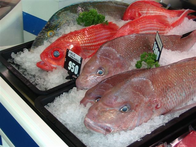 How to sell fish