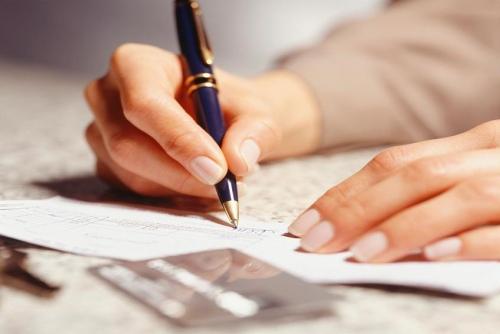 Как заполнить заявление на регистрацию ООО