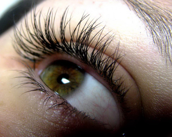 How to strengthen eyelashes with castor oil