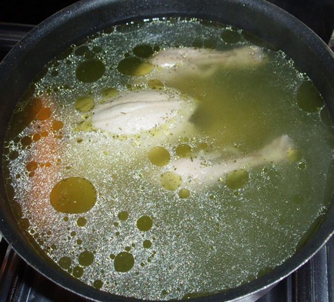 Как сварить простой суп