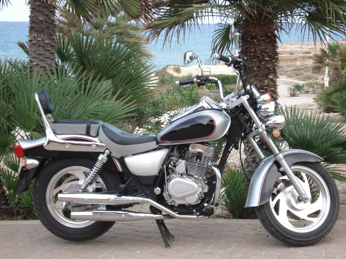How to choose first motorcycle