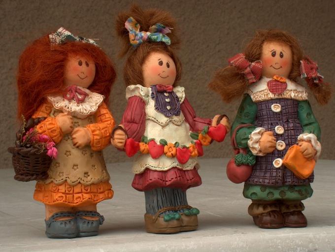 Как сделать вальдорфскую куклу