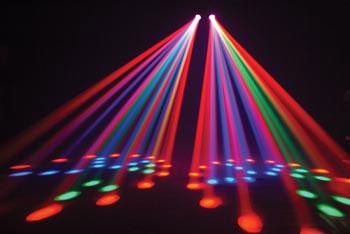 Как сделать лазерную цветомузыку