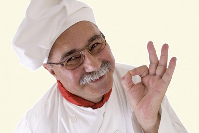 Как сшить колпак для повара