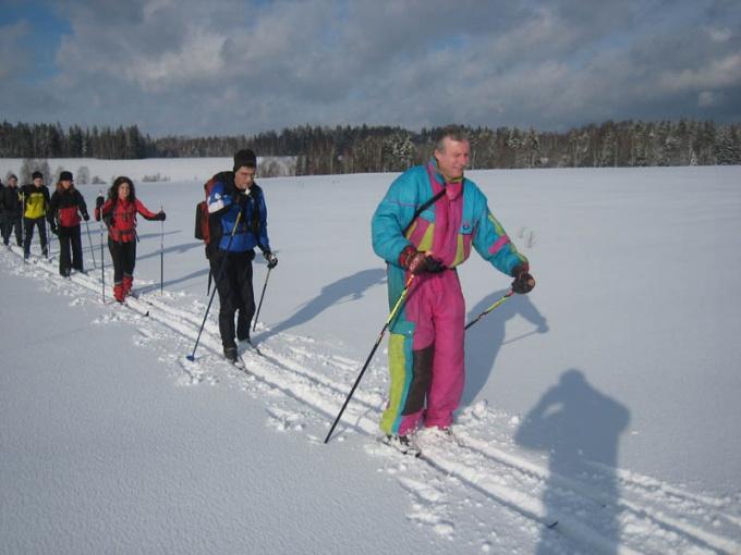 Как выбрать ботинки для беговых лыж
