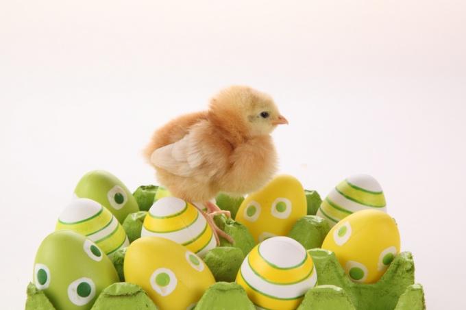 Как делать яйцо папье-маше