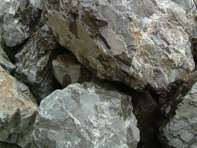 Как колоть камень