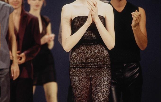 Как попасть на неделю моды