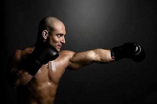 Как тренировать боксера