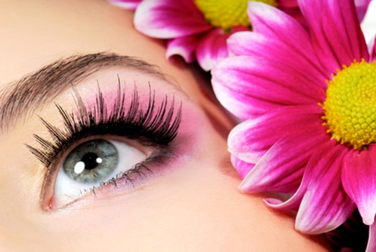 How to increase length of the eyelashes