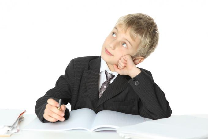 Как написать характеристику на учащегося