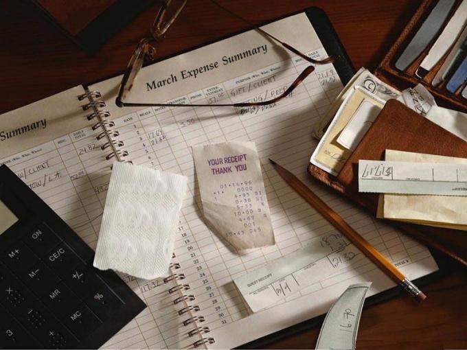 Как составить журнал хозяйственных операций