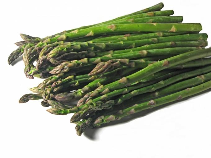 How to clean asparagus