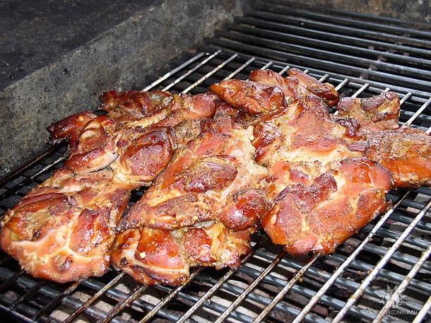 Как подготовить мясо к копчению