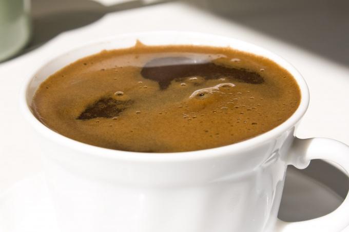 Как готовить правильно кофе