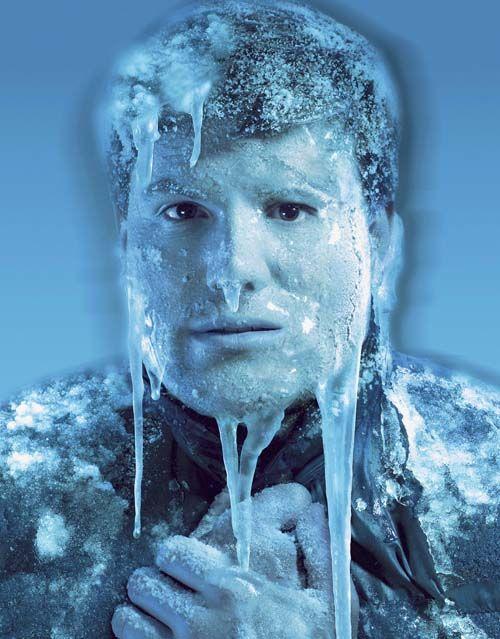 Как защититься от мороза
