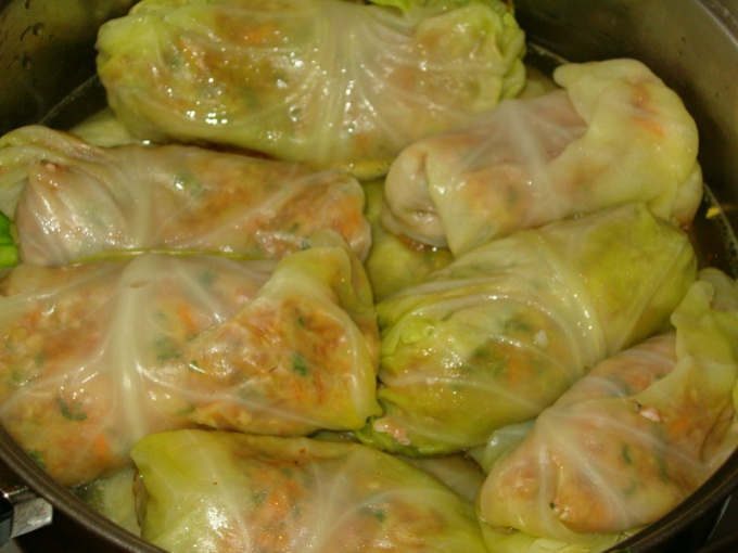 How to make stuffing for stuffed cabbage correctly