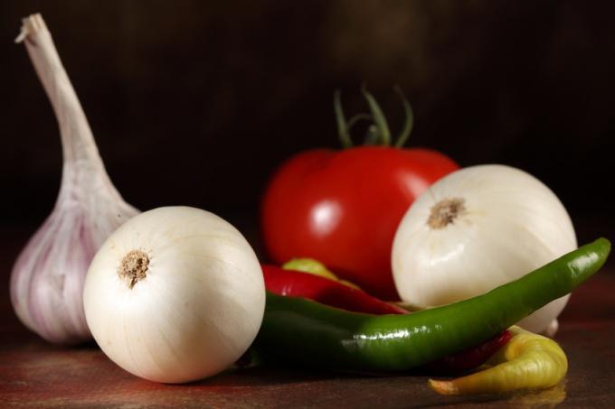 """Как сделать мексиканский соус """"Сальса"""""""