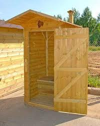 How to build a toilet in a private house