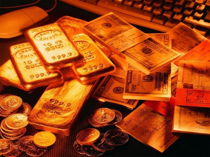 Как купить золото в банке