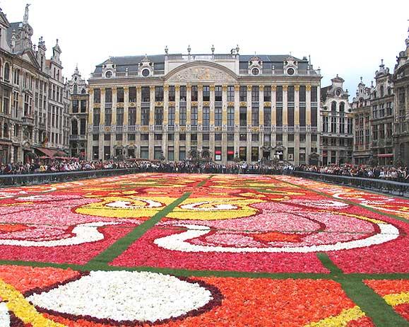 Как уехать в Бельгию